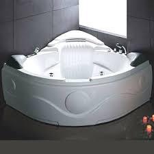 bathtubs chagne glass whirlpool bath for two whirlpool tubs
