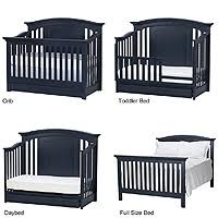 Cribs That Convert To Toddler Beds by Baby Cache Harbor 4 In 1 Convertible Crib With Storage Drawer