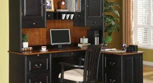 Black Corner Computer Desk With Hutch by Inspiring House Plans And Home Design Ideas Donchilei Com Part 3