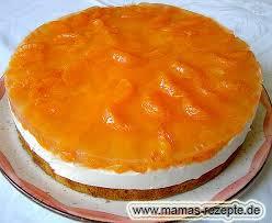 mandarinen frischkäsetorte