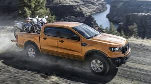 2019 Ford Ranger: Here Are The Power And Towing Specs