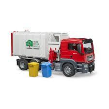 Bruder® MAN TGS Side Loading Garbage Truck 03761 - Jadrem Toys