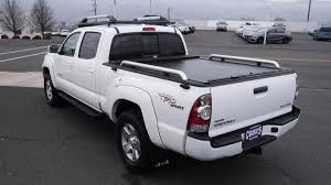 100 Toyota Truck Accessories Tacoma 2009 SR5 TRD Sport Crew Cab 44 Leather Tons Of