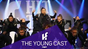 the young cast hit the floor lévis junior highlights htf2016