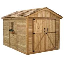 Suncast Alpine Shed Accessories by Lifetime 8 Ft X 2 5 Ft Indoor Outdoor Storage Shed 6413 The