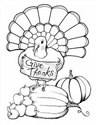 Hard Coloring Pages Awesome Thanksgiving