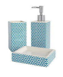 Tiffany Blue And Brown Bathroom Accessories by How To Install Teal Bathroom Accessories Bath Decors
