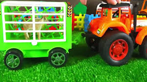 100 Trucks For Toddlers Tractors For Children Tractor Videos For Children Kids Toddlers