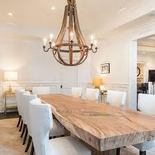impressive best 25 rustic wood dining table ideas on