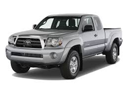 100 Toyota Truck Reviews 2009 Tacoma And Rating Motortrend