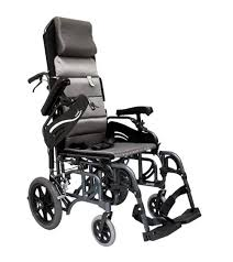 Bariatric Transport Chair 24 Seat by Vip 515 Tp Tilt In Space Transport Wheelchair Karman Healthcare