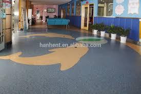 High Quanlity Vinyl Pvc Floor Mat Roll Soft For Volleyball Court