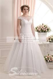 plus size vinatge lace wedding dresses 2016 a line illusion