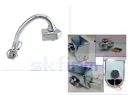 Delta Silverton Faucet Brushed Nickel by Moen Roman Tub Faucet Automatic Auto Touch Free Touchless Sensor