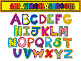 Free Printable Alphabet Clipart Letters