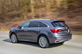 Does Acura Mdx Have Captains Chairs by 2017 Acura Mdx Sport Hybrid Review Nailing Performance Trailing