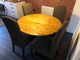 Oak 4 Seater Dining Table In TS18 Stockton-on-Tees For ...