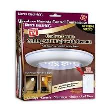 tools jb5571 battery operated ceiling wall light with