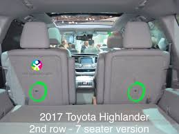 2014 Toyota Highlander Captains Chairs by The Car Seat Lady U2013 Toyota Highlander