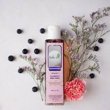 Buy Organic Blueberry Baby Wash Online