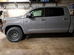 Which Wheels? | Toyota Tundra Forum 2018 Used Toyota Tundra 1794 Edition Crew Cab 4x4 20 Premium Rims Magnetic Gray Thread Trucks Pinterest And 2008 Tacoma 2014 Xd Series Xd127 Bully Wheels Satin Black Custom Rim Tire Packages Oem Rims That Fit 3rd Gens Page 6 4runner Forum 4x4 Mag 4wd For Sale Online Australia New Trd Sport Access In Boston 21157 Pickup Update Crown Vic Daily Driven Stance Youtube Wheel Offset 2009 Flush Suspension Lift 3 Mk6 Off Road By Level 8 Archives Trucksunique