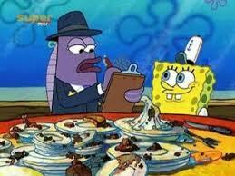 Spongebob That Sinking Feeling Full Episode by Nasty Patty Encyclopedia Spongebobia Fandom Powered By Wikia