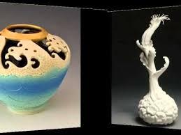 Colorful Easy Ceramic Sculptures