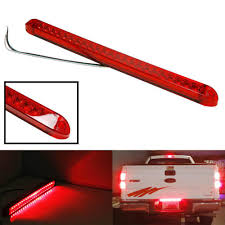 Submersible Red 23LED Light Bar Stop Turn Tail 3rd Brake Light Truck ... 4 Inch Red 24 Led Round Stopturntail Truck Trailer Light 3 Wire Db5061 24v 90leds 7 Functions Universal Led Truck Rear Light For Emark 140mm 20led Stop Tail Lights Amber Left Right Atomic Strobing Cab Marker Kit Ford Aw Direct 21 Series High Mounted 16 Diode Rectangular Amazoncom Lamphus Sorblast 34w Cstruction Tow Quick Attacklight Rescueheiman Fire Trucks 2018 12 Led Turn Flush Mount Lite Headlights Rigid Industries 55001 Wrangler Jk Headlight Trucklite Pair Luxury Fog F24 In Stunning Image Selection With 44104y Super 44 Flange Yellow Warning