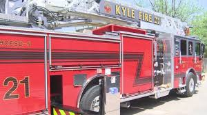 New Ladder Truck Brings Relief To Kyle Fire Department - KXAN Aerial Ladder Trucks Dgfd147 Lego City Fire Ladder Truck 60107 Toysrus Ethodbehindthemadness Panama Beach Refighters Get A New Ladder Truck Apparatus Engine Wikipedia Highland Park Department Gets Youtube Used Trucks Aerials For Sale Firetrucks Unlimited Toy Review 2015 Hess And Rescue Words On The Word Smeal 6x6 Engines And Pinterest Alameda Takes Delivery Of New Tctordrawn Aerial Massachusetts U