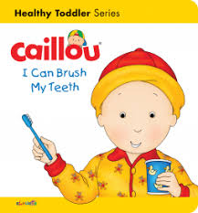 Caillou In The Bathtub by Publisher Details Netgalley