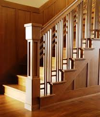 Photo Of Mission Architecture Style Ideas by Mission Bungalow Arts And Crafts Style Staircase Architecture