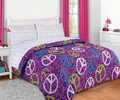 Girls Kids Bedding ANNIE NT Leopard Bed in a Bag forter Set