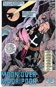 Bane VS Crossbones Rules