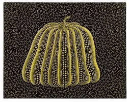 Yayoi Kusama Pumpkin by Yayoi Kusama Duhamel Fine Art