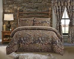 17 pc lime green camo comforter sheets bedding