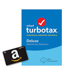 TurboTax 2018 Tax Software (Digital) + $10 Amazon GC: Deluxe ... Tubotaxcom Finish Line Phone Orders Turbotax 2017 Walmart Get All Refund Turbotax Premier 2015 Saving With A Coupon Code At Softwarevouchercom Vs Hr Block 2019 Which Is The Best Tax Software Best Discounts Get And Fidelity Cheapest Ford Ranger Lease Deals Vmware Discount Zoosk May Service Code Usaa And Military Discounts Voucher Td Bank Product Marketing How Turbotax Aaa Discount 2019members Save