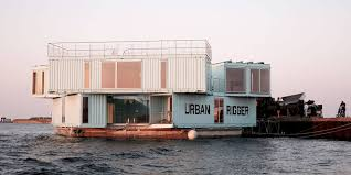 100 Shipping Container Homes Galleries Could Bjarke Ingels Floating Shipping Containers Work For Student