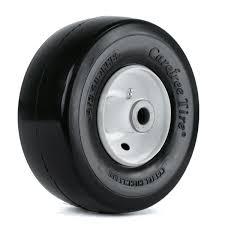 100 Kenda Truck Tires Flat Free Smooth 4 Hub And 34 OCRB Bearing 93504 Wheel