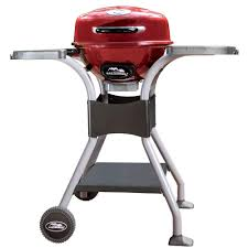 Char Broil Patio Caddie by Masterbuilt Electric Patio Grill In Red 20150813 The Home Depot