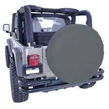 100 33 Inch Truck Tires Rugged Ridge 1280315 Tire Cover Black Denim
