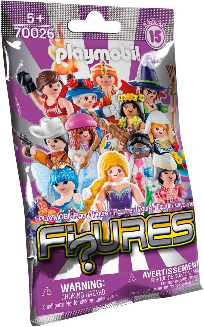 Playmobil Girls Mystery Bag Figures