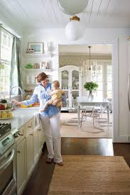 Narrow Kitchen Design Ideas by Small Kitchen Design Ideas Southern Living