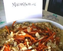 cuisine afghane kabuli palaw riz afghan épicé au poulet recette de kabuli