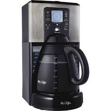 Mr Coffee Classic 12 Cup Programmable Coffeemaker