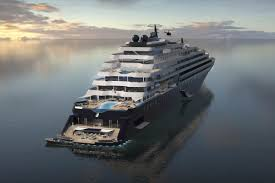 Cruise Ship Sinking Now by Ritz Carlton Yacht Collection Is Building The Anti Cruise Ship