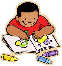 Color Clipart Kid Coloring
