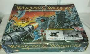 Weapons And Warriors Castle Combat Set Pressman 1994 Board Game Parts Pieces
