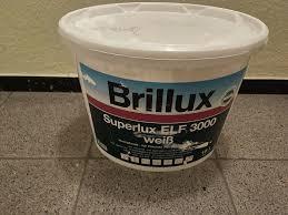 brillux farbe weiß 15l