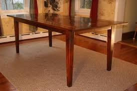 dining room table woodworking plans provisionsdining com