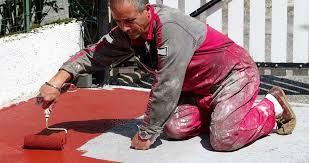 prix peinture carrelage sol prix des peintures pour sol extérieur et garage